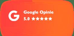 recenzje klientów w Google